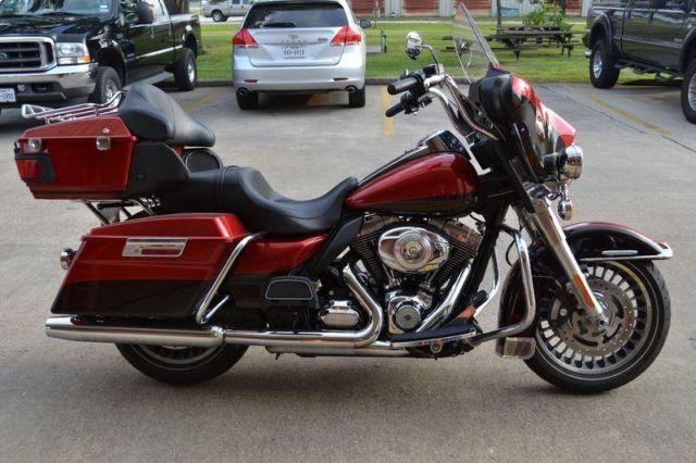 2012 Harley-Davidson FLHTK Electra Glide Ultra Limited (608755)