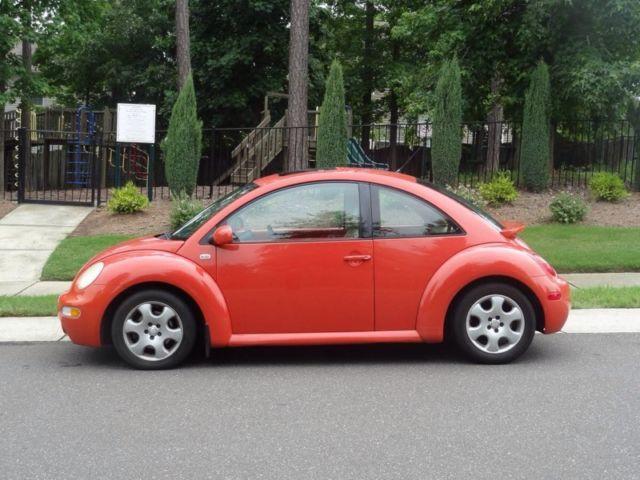 2003 New Beetle GLS 2.0