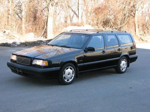 1995 Volvo 850 GLT Wagon...EXCELLENT Car!