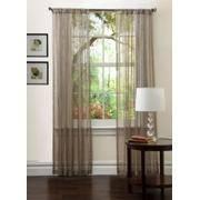 Window Curtains-Elixer Gold- New