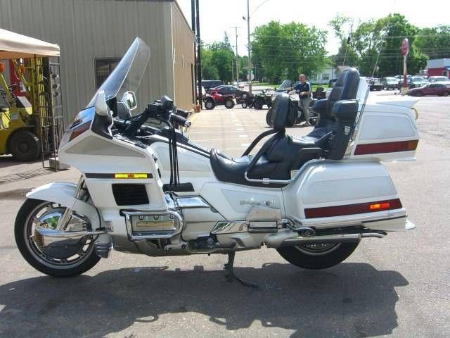 1996 Honda Goldwing GL1500SE