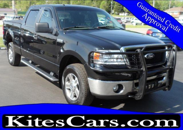 2008 Ford F-150 Quad Cab XLT 4x4 Good Credit/ Buy Here Pay Here Credit