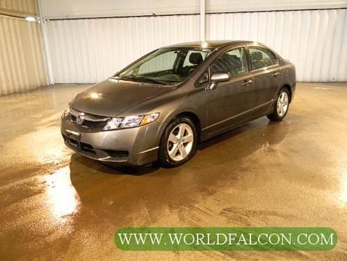 2011 Honda Civic - Gray - 43K