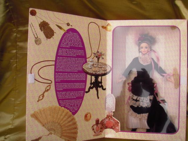 Victorian Lady BARBIE Doll Great Eras Collection 1995