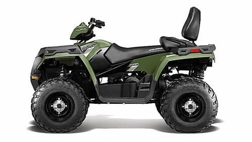 2013 Sportsman 800EFI Green New