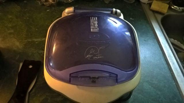george foreman small electric grills for sale