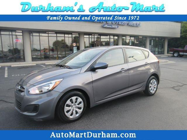 2015 Hyundai Accent Hatchback GS 4dr Hatchback