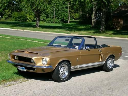 1968 mustang shelby gt500 convertible for sale in prairie. Black Bedroom Furniture Sets. Home Design Ideas