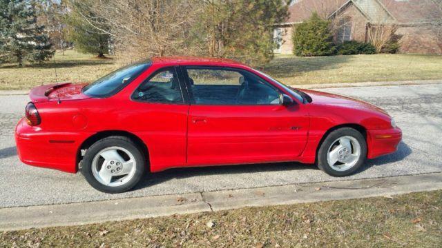 1997 Pontiac GT