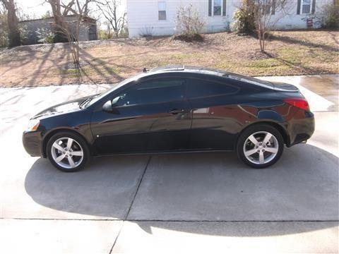 2006 Pontiac G6 Coupe GTP Coupe 2D