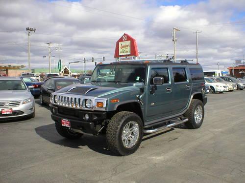 2005 Hummer H2 4x4