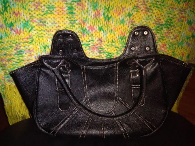 Black Sachel Handbag