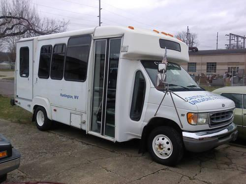 15 passenger handicap van bus for sale in coal grove ohio classified. Black Bedroom Furniture Sets. Home Design Ideas
