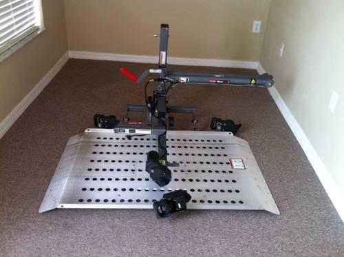 LIFT, with Swing Away, Heavy Duty - $1300