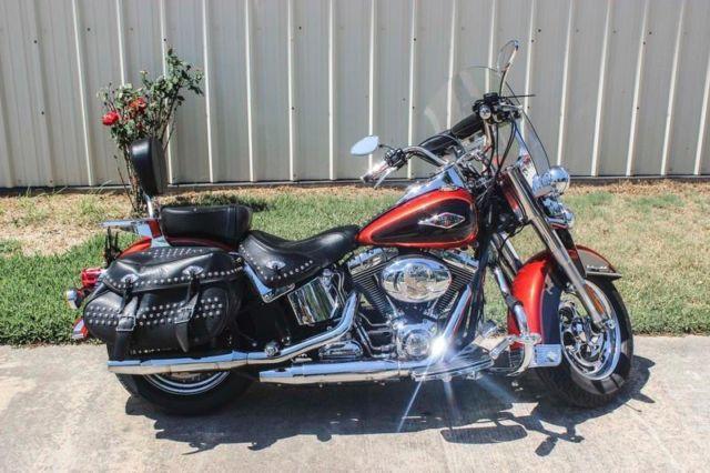 2013 Harley-Davidson FLSTC Heritage Softail Classic(013268)
