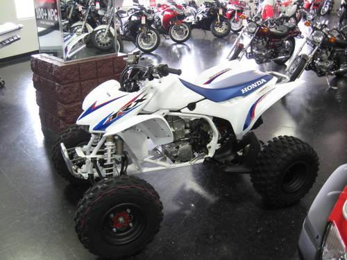 2013 Honda TRX450R ATV SALE at Honda of Chattanooga Tri Color SE