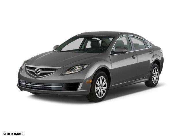 2012 Mazda Mazda6 i 2.50L 4-Cyl