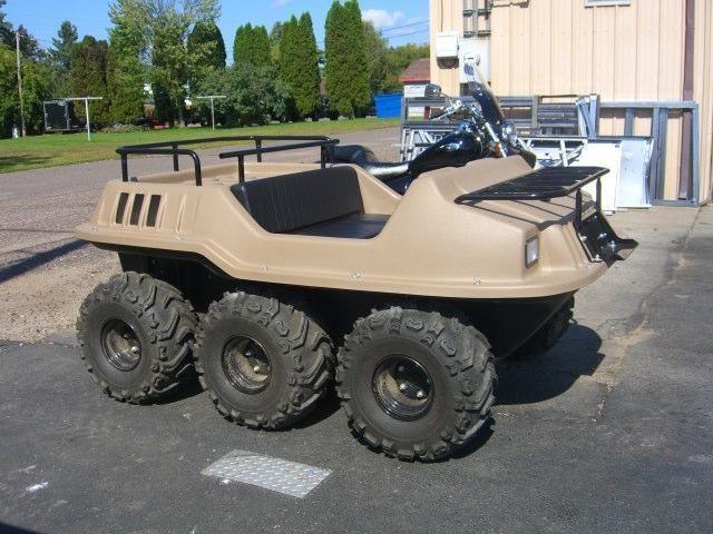 2013 MAX II-650 Amphibious