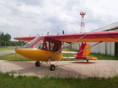 Rotec Panther II Aircraft