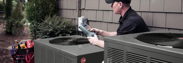 Rheem Air Conditioning In Alabama