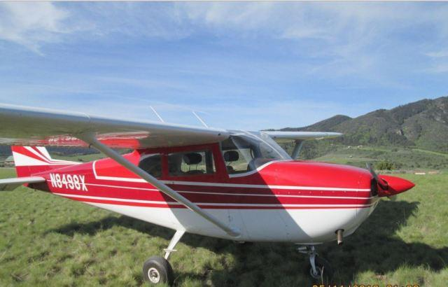 1962 Cessna 172 For Sale in Blackfoot, Idaho 83321