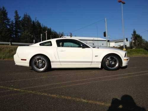 2007 Ford Mustang GT Coupe in North Bend, OR