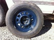 8 bolt chevy 16 inch rims and tires