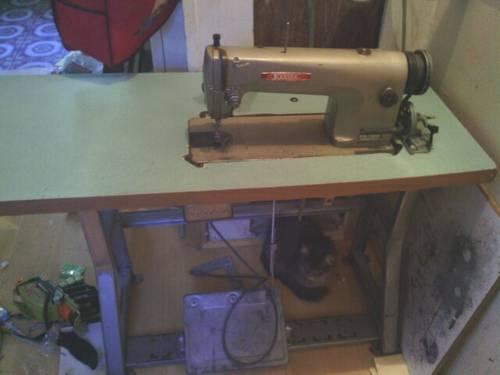 Sewing Machine Semi Industrial Used For Sale In Los