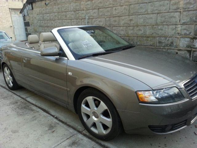 2005 Audi A4 Turbo Cabriolet - Isn?t It Time for a Real Car?