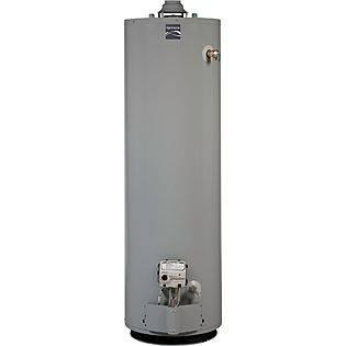 brand new in box scratch and dent kenmore 50 gal gas water heater for sale in philadelphia. Black Bedroom Furniture Sets. Home Design Ideas