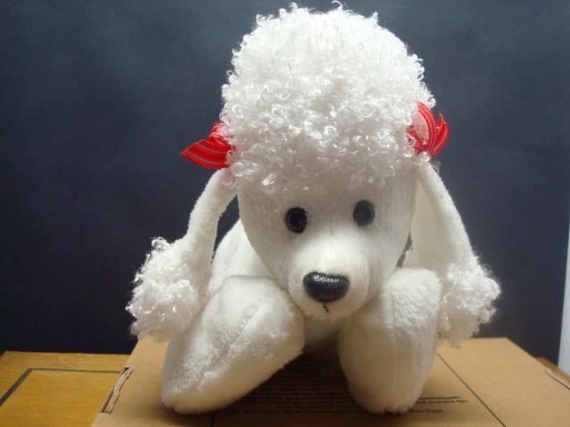 Stuffed Poodle Toys Kids Children