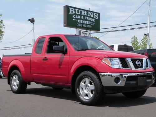 2008 nissan frontier truck king cab se 4x4 for sale in fairless hills pennsylvania classified. Black Bedroom Furniture Sets. Home Design Ideas