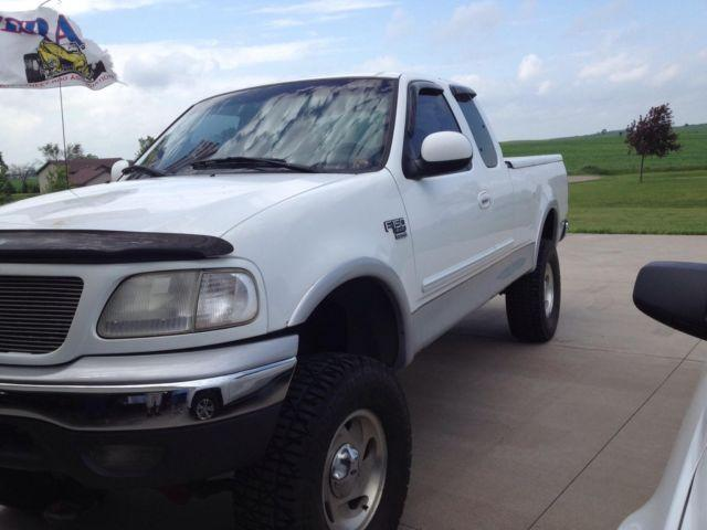 2001 Ford F-150 4x4 with Lift Kit For Sale or Maybe Trade