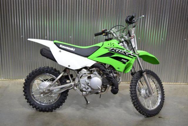 2015 Kawasaki KLX 110