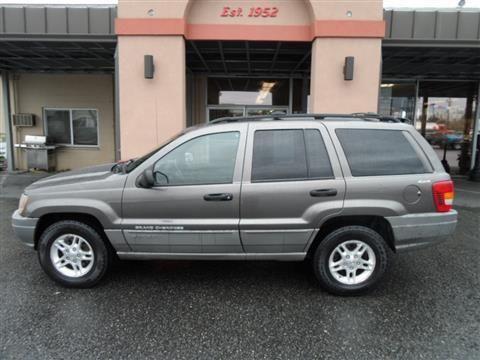 2000 Jeep Grand Cherokee SUV Laredo Sport Utility 4D