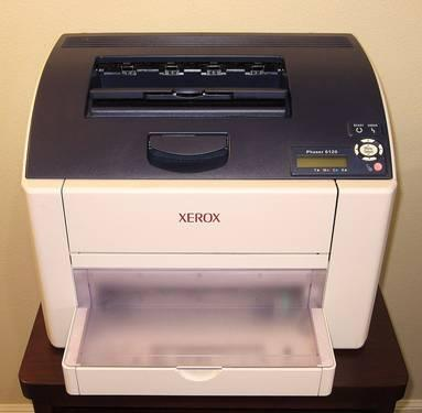 Phaser 6120 Color Laser Printer