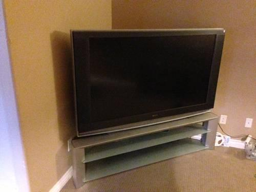 sony 60 tv hdtv rear projection lcd 475 eastvale ca for sale in mira loma california. Black Bedroom Furniture Sets. Home Design Ideas