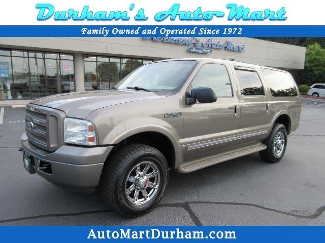 2005 Ford Excursion SUV Limited 4WD 4dr SUV