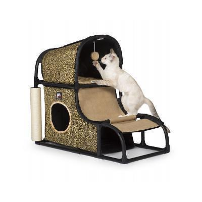 Prevue Pet Products Catville Loft Leopard Print (NEW)