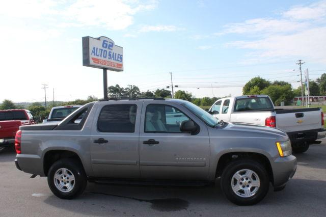 2007 Gray Chevrolet Avalanche LT 4X4 #10509