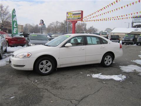 2006 Chevrolet Impala Sedan LT Sedan 4D