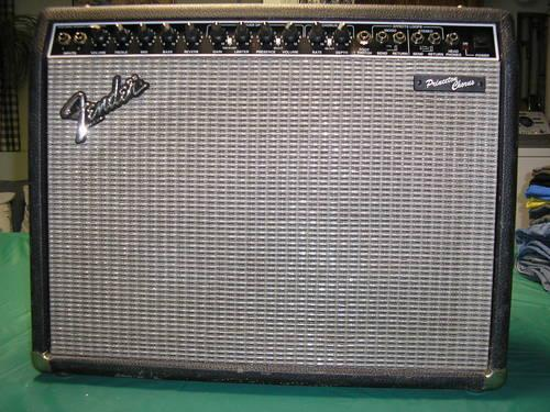 fender princeton amp made in USA