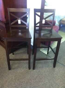 Set Of 2 Matching Side Tables