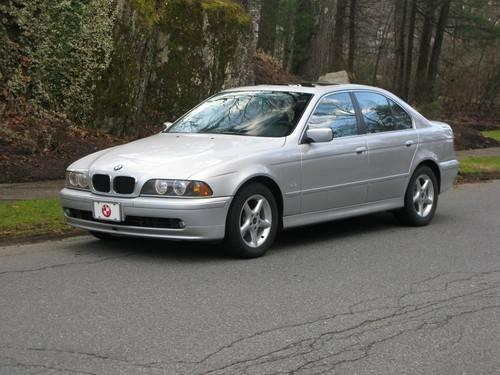 2001 BMW 525i Sedan....Low Mileage & MINT Condition!