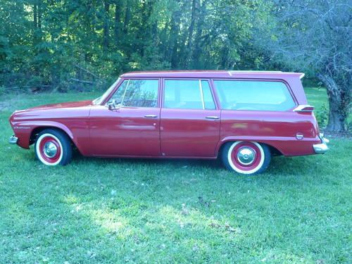1964 Studebaker Wagon 47k miles RARE $5500 OBO