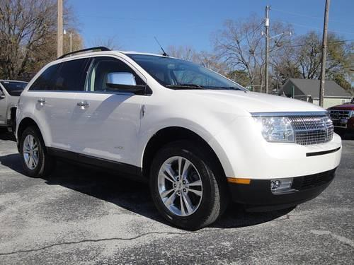 2010 lincoln mkx suv for sale in cleveland tennessee classified. Black Bedroom Furniture Sets. Home Design Ideas