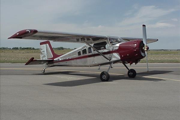 2004 Murphy Moose Airplane