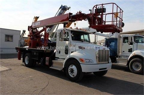 Elliott L60 Sign Truck for sale mounted on 2014 International ? B06266