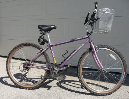 bike women's MTN