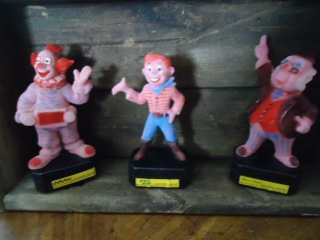 Vintage Character Banks from N.B.C. National Brodcasting CO.